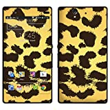 """atFoliX Designfolie """"Sunshine Leona Leopard"""" f�r Sony Xperia Z - ohne Displayschutzfolievon """"Designfolien@FoliX"""""""