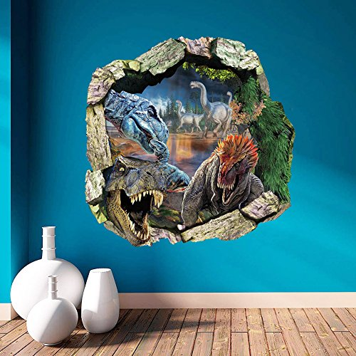 Jurassic World Dinosaur View Cute Wallpaper Decoration For