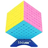 55cube 7x7 Cube Stickerless, New Structure - More Smoothly Than Original 7x7 Cube