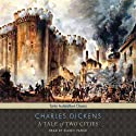 A Tale of Two Cities (       UNABRIDGED) by Charles Dickens Narrated by Simon Vance