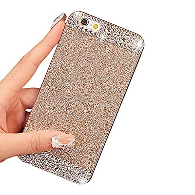 Fullgoods Beauty Luxury Glitter Bling Hard Crystal Rhinestone Cover Case for Iphone 6