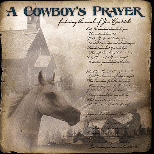 Cowboy'S Prayer back-216907