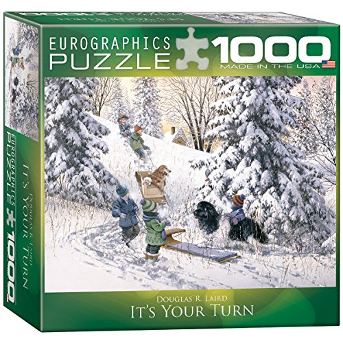 EuroGraphics It's Your Turn Puzzle (1000-Piece)