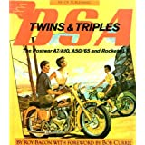 BSA Twins and Triples: The Postwar A7/A10, A50/65 and Rocket III ~ Roy Hunt Bacon
