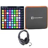 Novation LAUNCHPAD S MK2 MKII DJ Controller Pad+Ableton Live Lite+Carry Sleeve