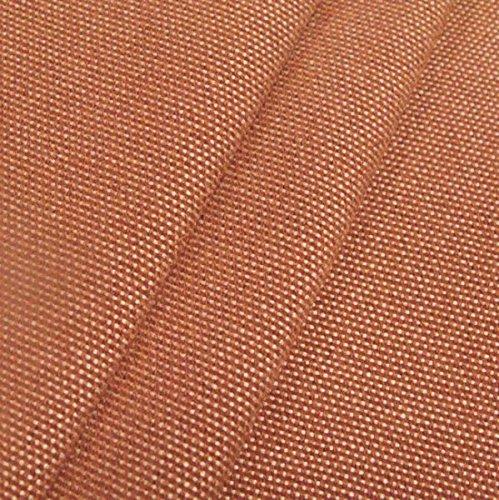 Markisen Outdoorstoff Breite 160cm Farbe Terrakotta melange