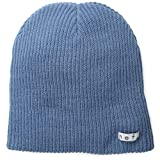 neff Mens Daily Beanie, Grey/Blue, One Size