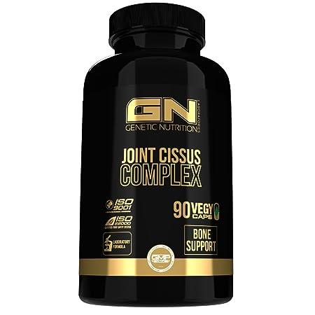 GN Laboratories Joint Cissus Complex - Förderung der Gesundheit und Regeneration der Gelenke- 90 Kapseln VEGY CAPS