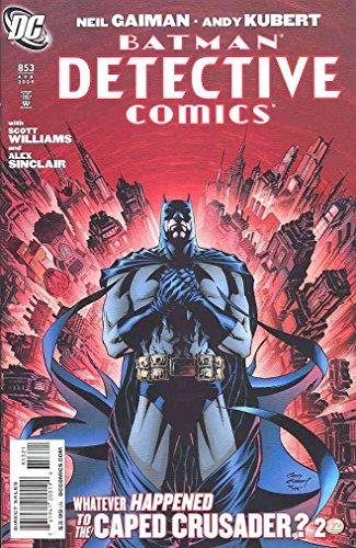 Detective Comics #853A VF/NM ; DC comic book