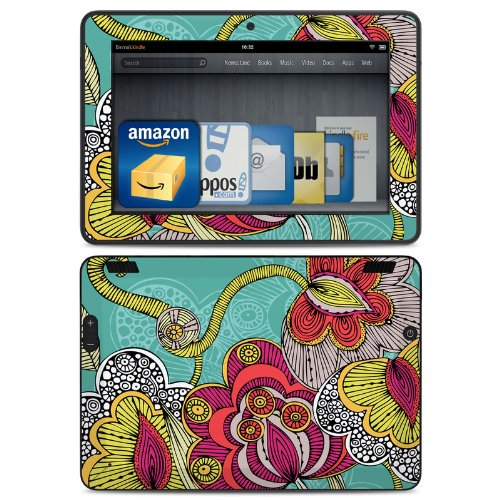 Beatriz Design Protective Decal Skin Sticker (High Gloss Coating) For Amazon Kindle Fire Hdx 7 Inch (Released 2013) Ebook Reader