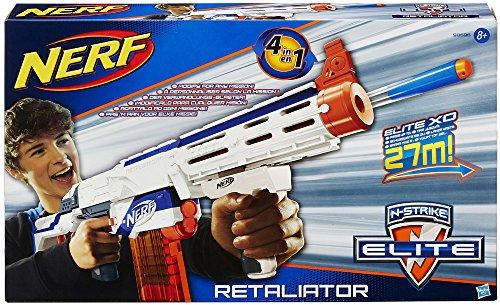 Hasbro 98696E35 - Nerf N-Strike Elite XD Retaliator