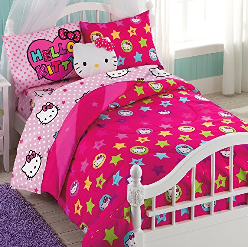 Hello Kitty Twin Comforter Sets