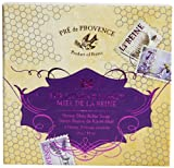 Pre de Provence Shea Butter Soap Gift Box, The Queen's Honey
