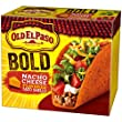 Old El Paso Bold Nacho Stand N Stuff Taco Shells, 5.4 Ounce (Pack of 12)