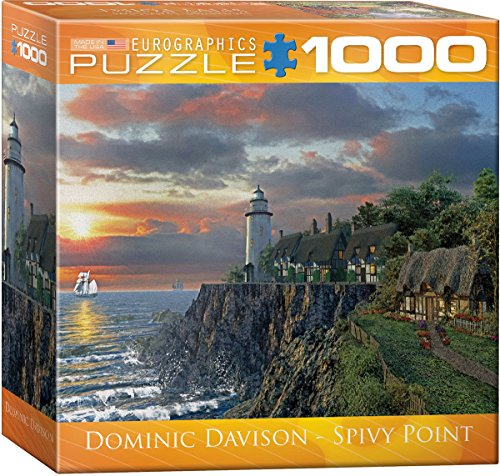 Spivy Point by Dominic Davidson Puzzle, 1000-Piece