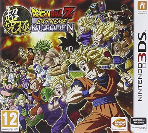 Dragon Ball Z: Extreme Butoden - Standard Edition - Nintendo 3DS