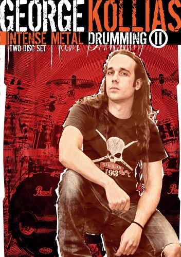 George Kollias: Intense Metal Drumming Ii [Edizione: Regno Unito]