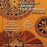 Oud String Arabic Set by MusiCaravan