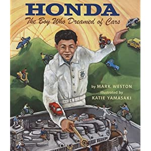 Honda: The Boy Who Dreamed Of Cars