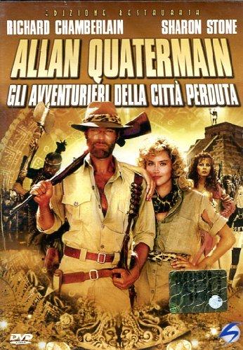 Allan quatermain - Gli avventurieri della città perduta(edizione restaurata) [IT Import]