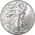 2015 American Silver Eagle 1oz Dollar...