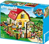 Toy - PLAYMOBIL 5222 - Ponyhof