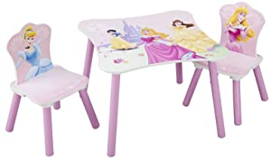 Delta TT 89331 Princess Tisch 60 x 60 cm plus 2 Stühle, MDF    Kundenbewertung: