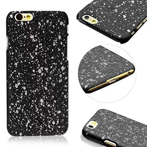 MOMDAD iPhone 4 4S Étui pour iphone 4 4S Coque Bing Star Plastique Dure de PC Retour Bumper Case Cover Protection Pattern Housse Shell