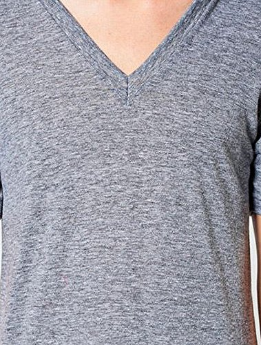 american-apparel-unisex-tri-blend-short-sleeve-v-neck-athletic-grey-medium