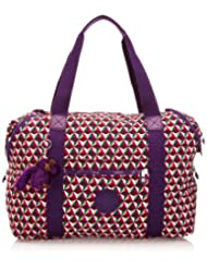 Kipling Art M Medium Travel Tote Bag