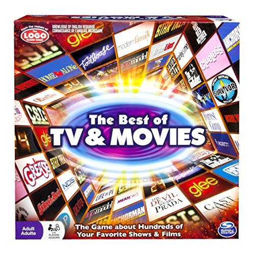 Spin Master Games - Best of Movies & TV Board Game (Door Into Silence compare prices)