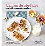 Barres de c�r�ales : Muesli & granola
