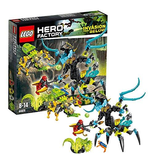 Lego Hero Factory 44029 - Queen Beast vs. Furno, Evo & Stormer