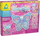 ORB Factory ORB62859 Mosaic Self-Adhesive Butterfly