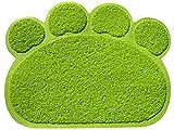 61PmLng1bUL. SL160  Paw Designed Cat Litter Mat Eats Feline Litter