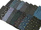 メンズ 紳士 男性用 ボタン 付き 前開き トランクス 綿 100% 3枚 5枚 セット M L LL (02:Lサイズ 3枚セット)
