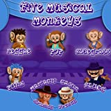 Five Little Monkeys (Pop)