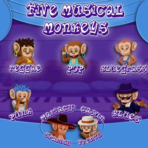 Five Little Monkeys (Pop) (Free Pop Music compare prices)