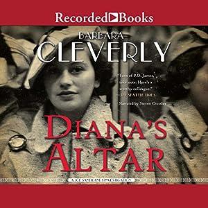 Diana's Altar Audiobook
