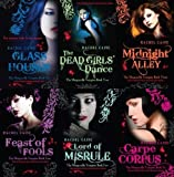 Rachel Caine Morganville Vampires Collection (Books 1 - 6) - Glass Houses, The Dead Girls' Dance, Midnight Alley, Feast of Fools, Lord of Misrule, Carpe Corpus. (The Morganville Vampires) Rachel Caine