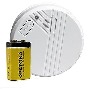 10 Stck  FL Rauchmelder / Brandmelder mit LithiumBatterie (10 Jahre)  Rauchmelder inkl. Montagezubehör nach EN 14604  BaumarktKundenbewertung: