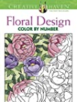 Creative Haven Floral Design Color by...