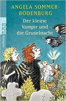 Der kleine Vampir und die Gruselnacht: Angela Sommer-Bodenburg, Amelie