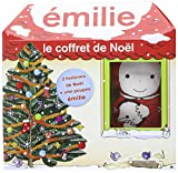 img - for Emilie : Le coffret de Noel : Coffret 2 livres + 1 poupee (French Edition) book / textbook / text book