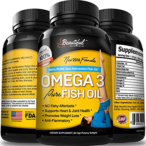 The Best Fish Oil for Weight Loss