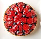 お誕生日ケーキ バースデーケーキ いちごとブルーベリーのタルト19cm