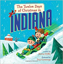 The twelve days of christmas in indiana the twelve days of christmas