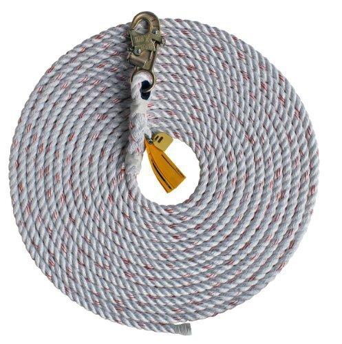 dbi-sala-1202879-dropline-rope-150-foot-polyester-polypropylene-blend-5-8-inch-diameter-rope-with-sn