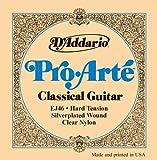 D'Addario EJ46 Pro-Arte Saitensatz für Konzertgitarren 0,07 cm – 0,11 cm (.0285 – .044 Zoll)