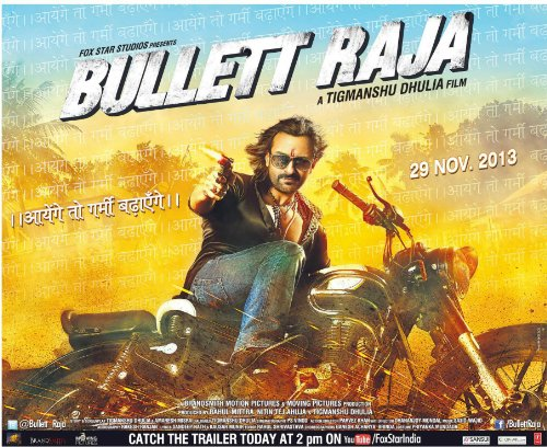 Bullett Raja (Original Motion Picture Soundtrack)